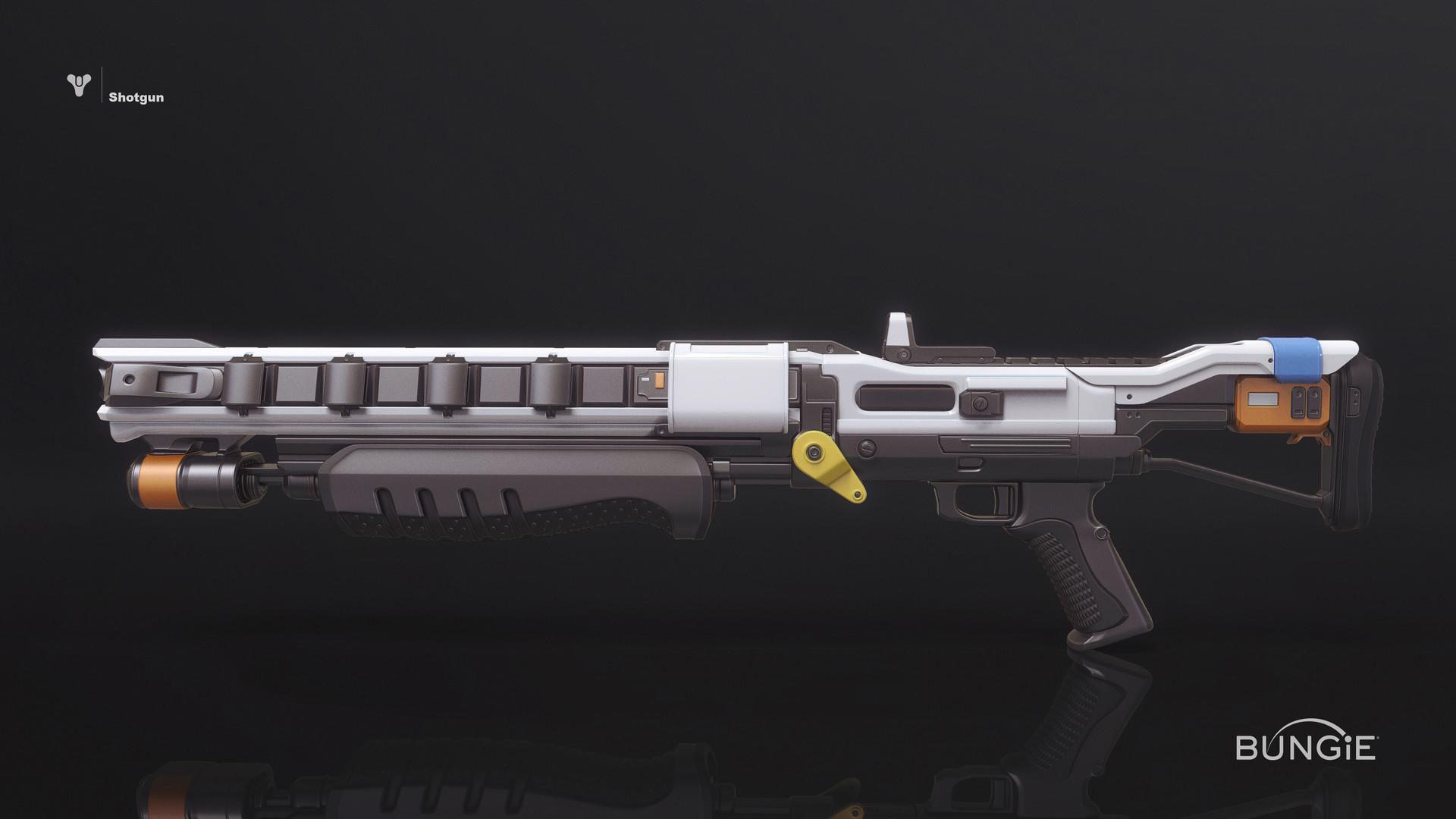 Mark van haitsma d1 shotgun c