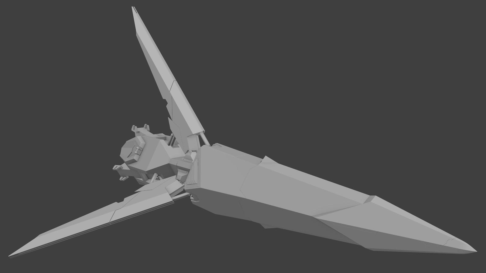 Stinger V1 - WIP 03