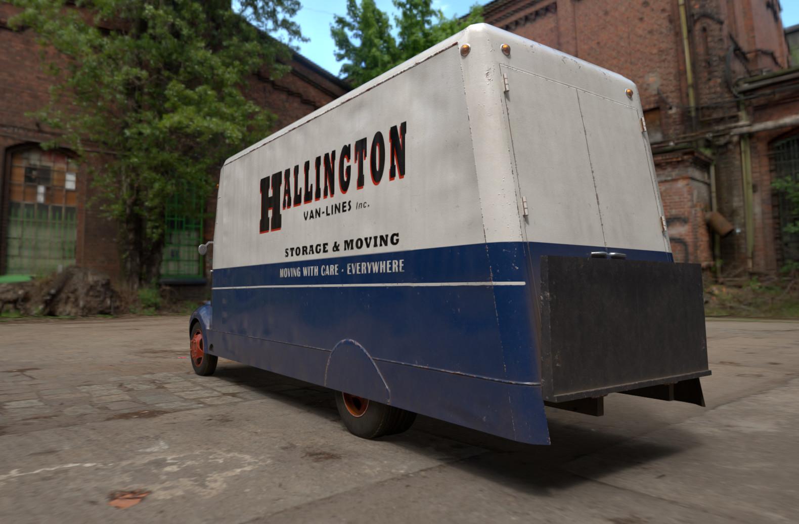 Eugene wong movingvanrear
