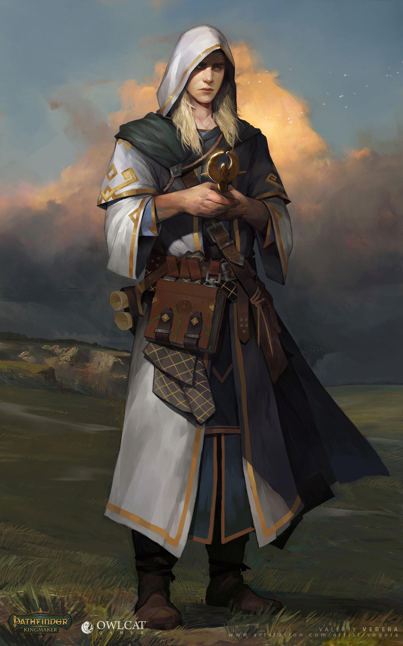 Aasimar Sorcerer mikhael - fallen aasimar divine soul sorcerer - myth-weavers