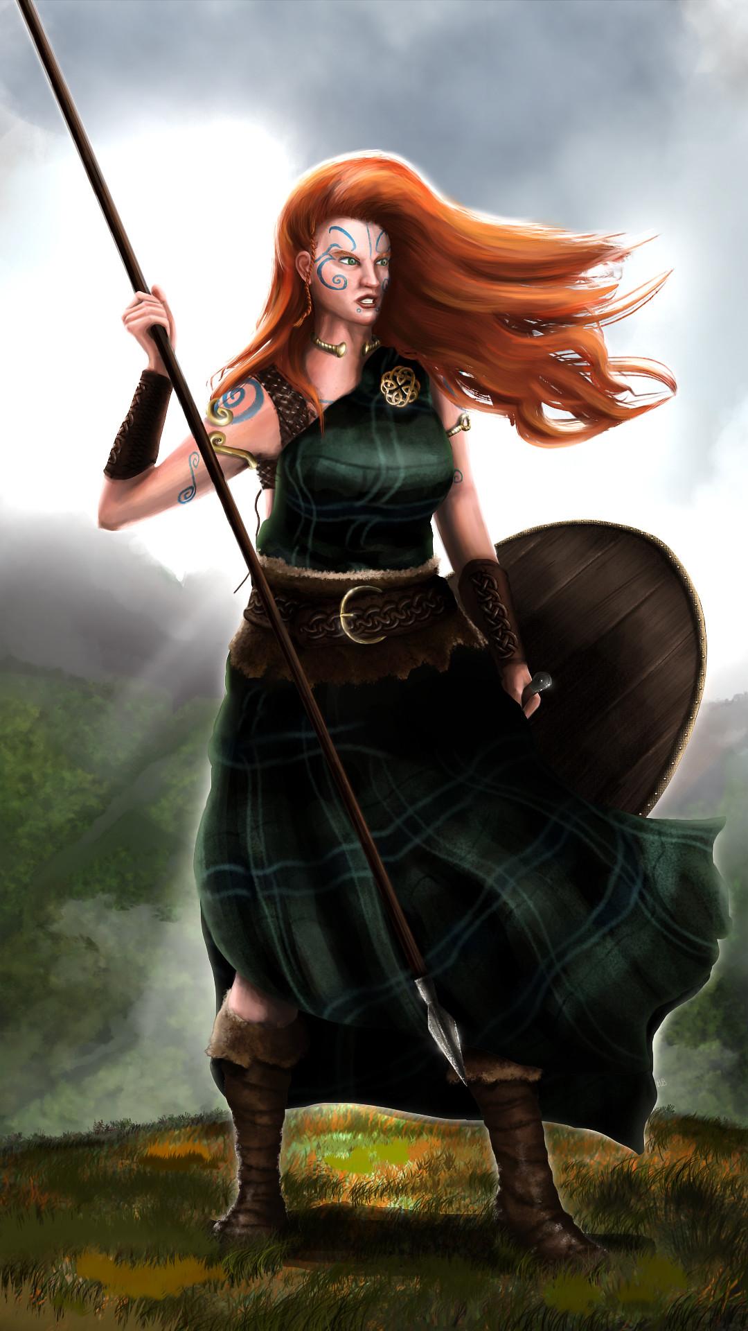 Boadicea, Queen of the Iceni