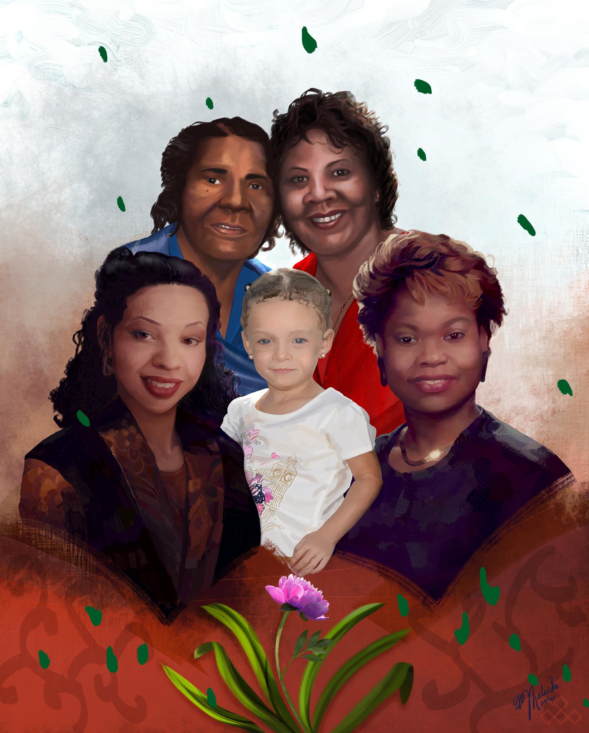 OL Family Portrait