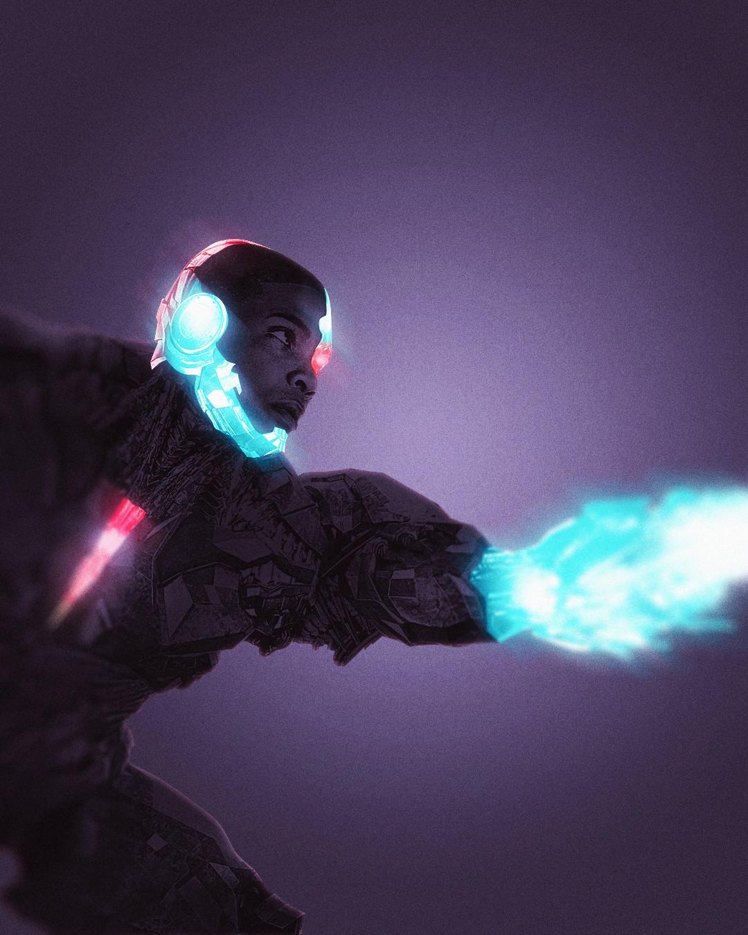 Nick tam masaolab justiceleague colorfun cyborg v1