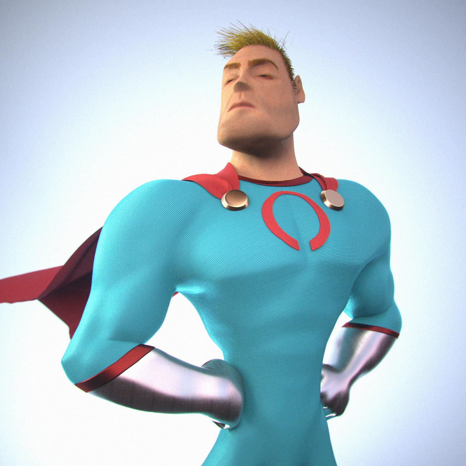 Superhero Solo #5