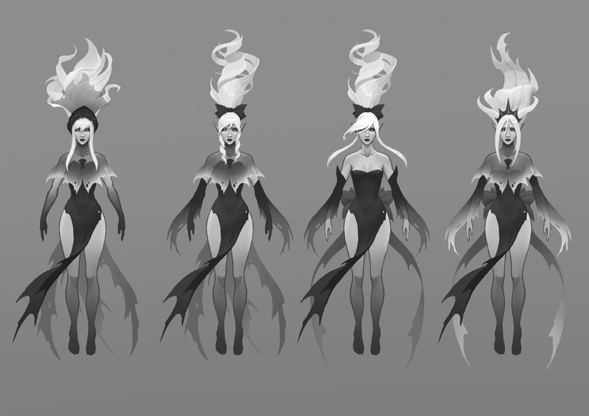 character concepts 2