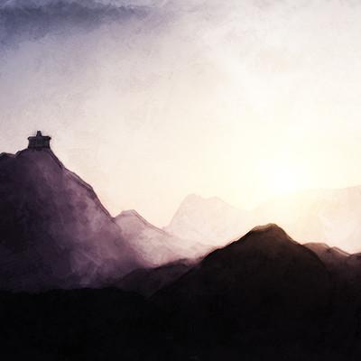 Craig morrison temple dawn