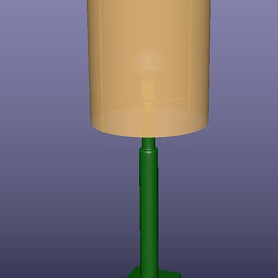 Joseph moniz lamp