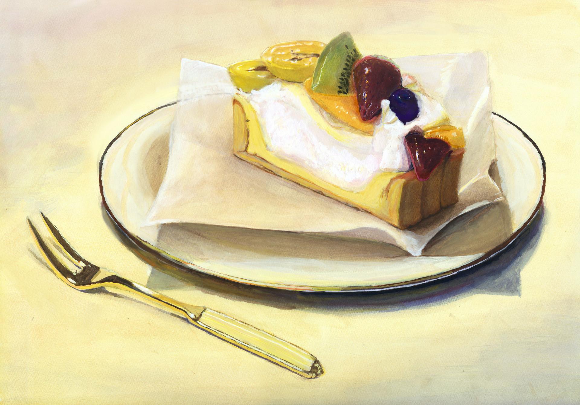 Keishu nakao cake3