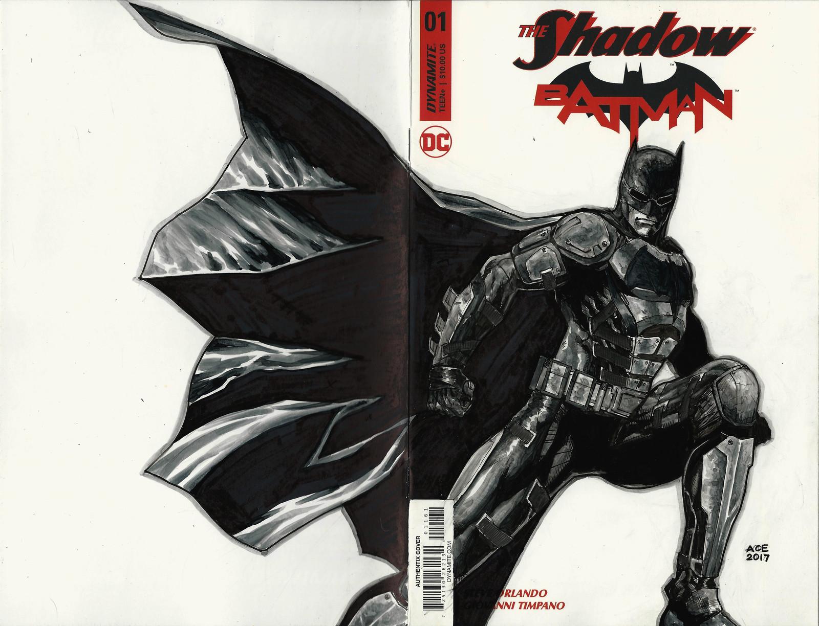 Tactical Batsuit commission