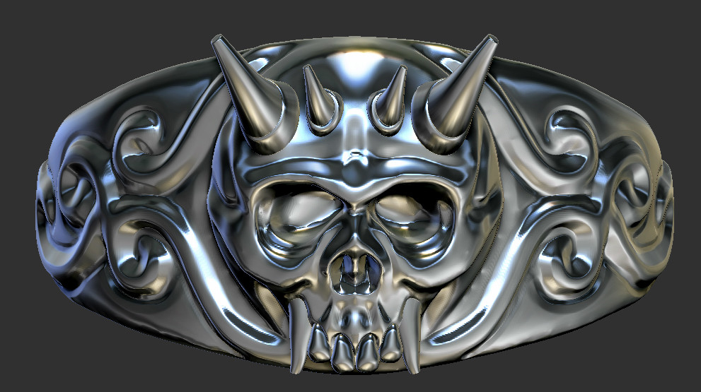Josh simon demon ring finished v 2