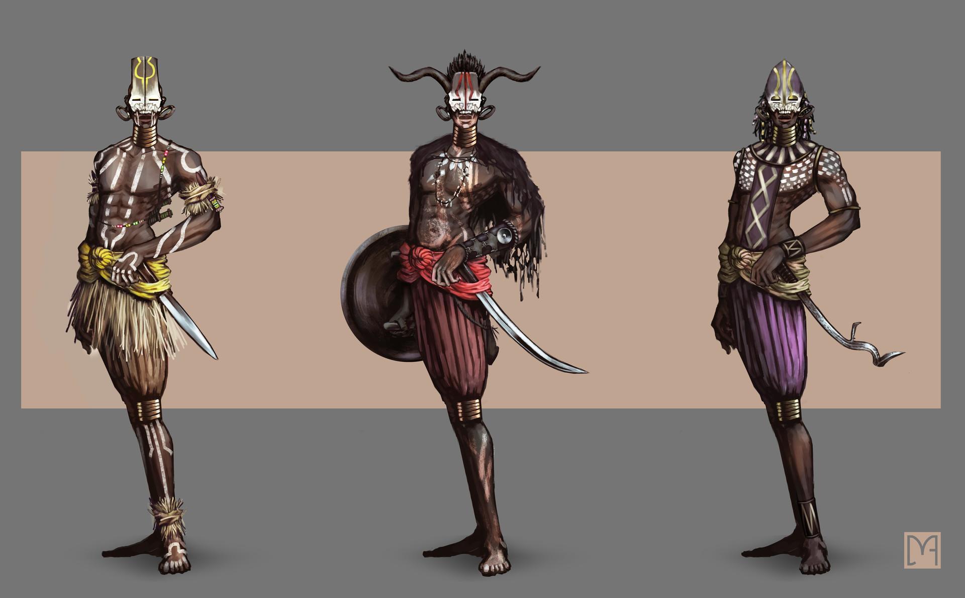 Denis aurelian mocanu african soul walker final