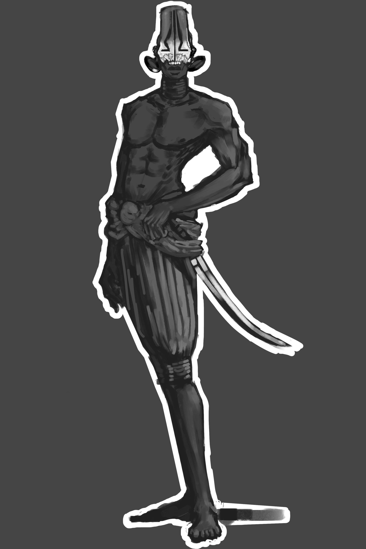 Denis aurelian mocanu african soul walker 2