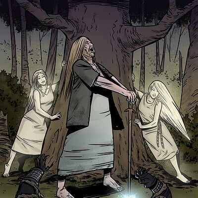 The Woodlot Templar