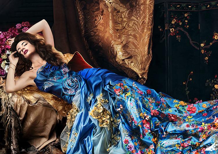 Katarina sokolova sleeping beauty