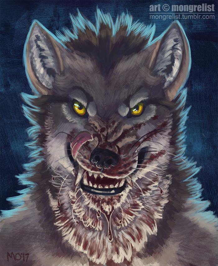 M o hanlon werewolf philpewolfych