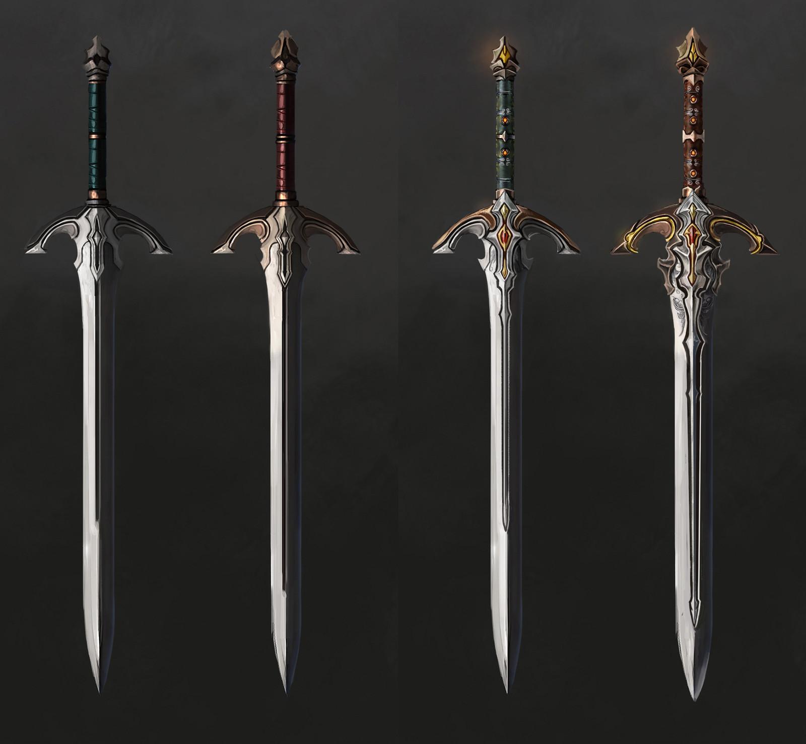 weapon concept overpaint