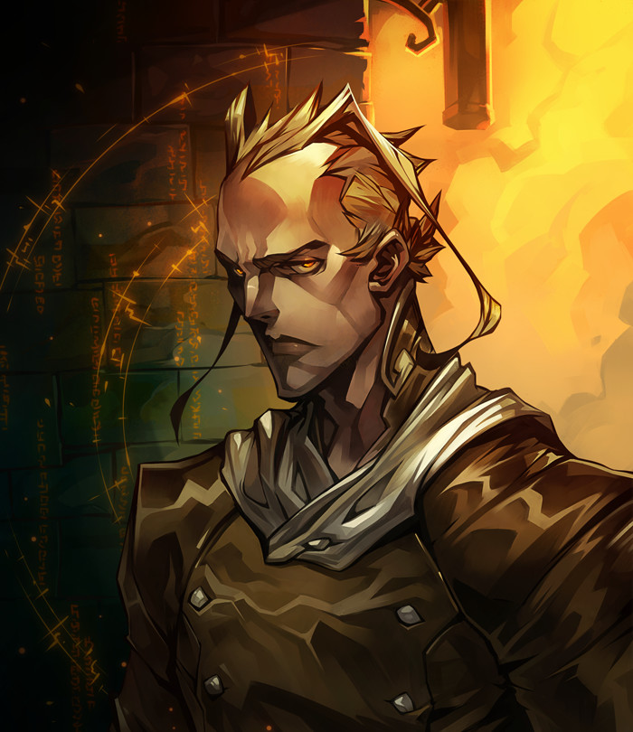 Jerome brulin legacy of vagrant story ld