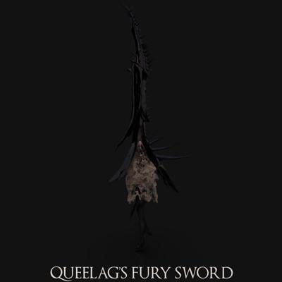 Yasuka taira queelag fury sword front1