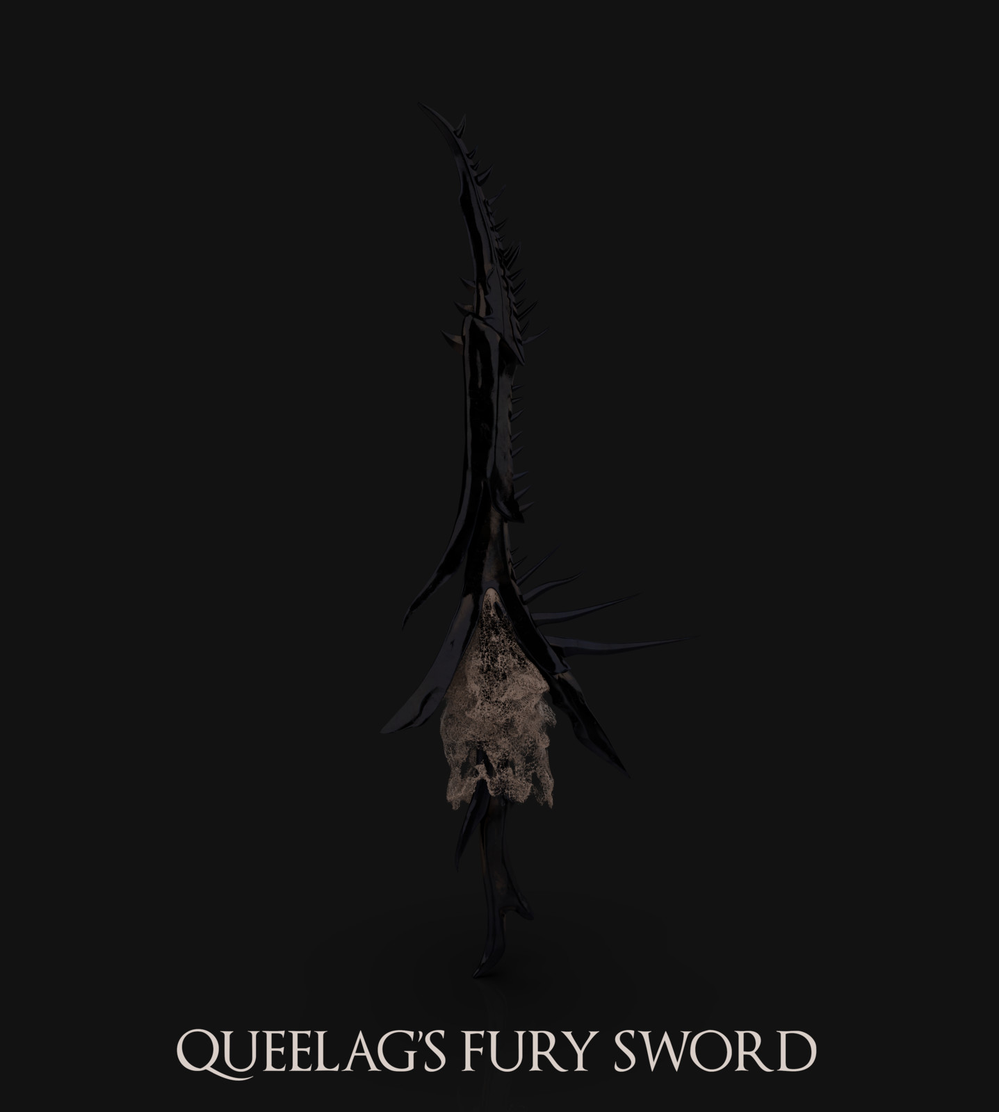 [Dark Souls] Queelag's Fury Sword