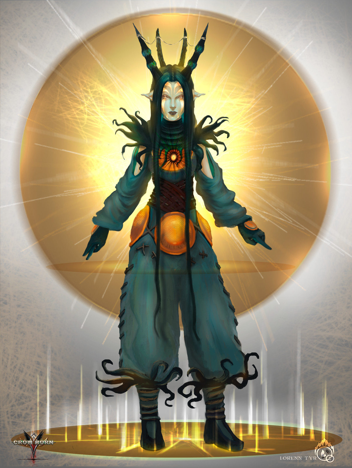 Lorenn tyr summoner openportals crowhorn