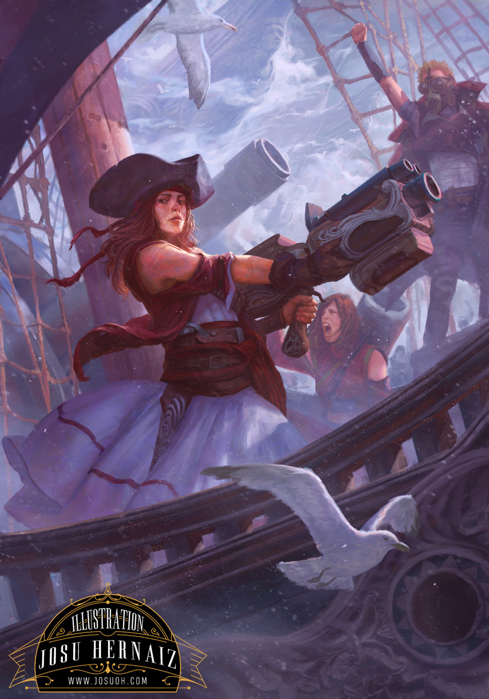 Josu hernaiz pirate token