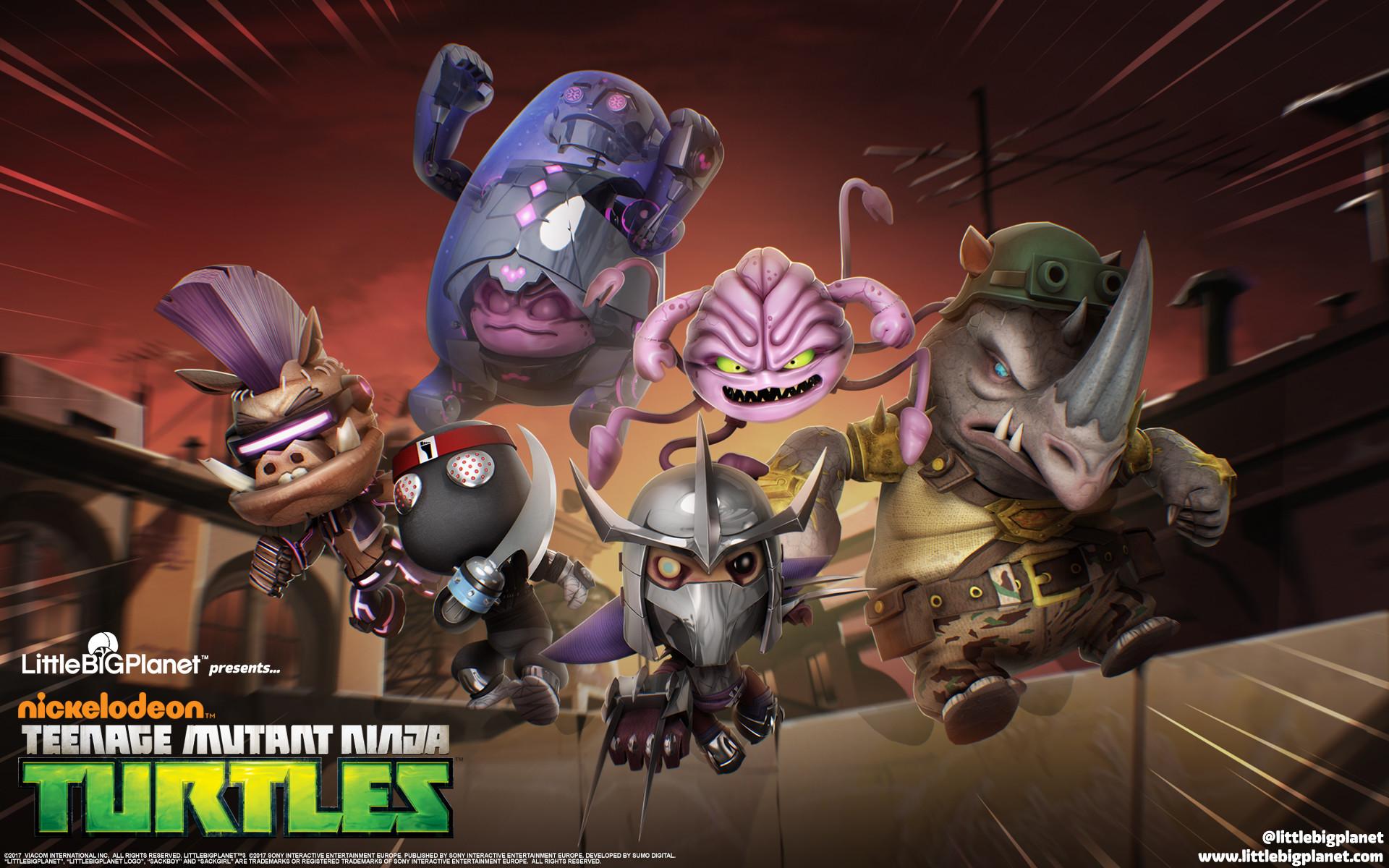 Monika mikucka teenage mutant ninja turtles villains red 16 10