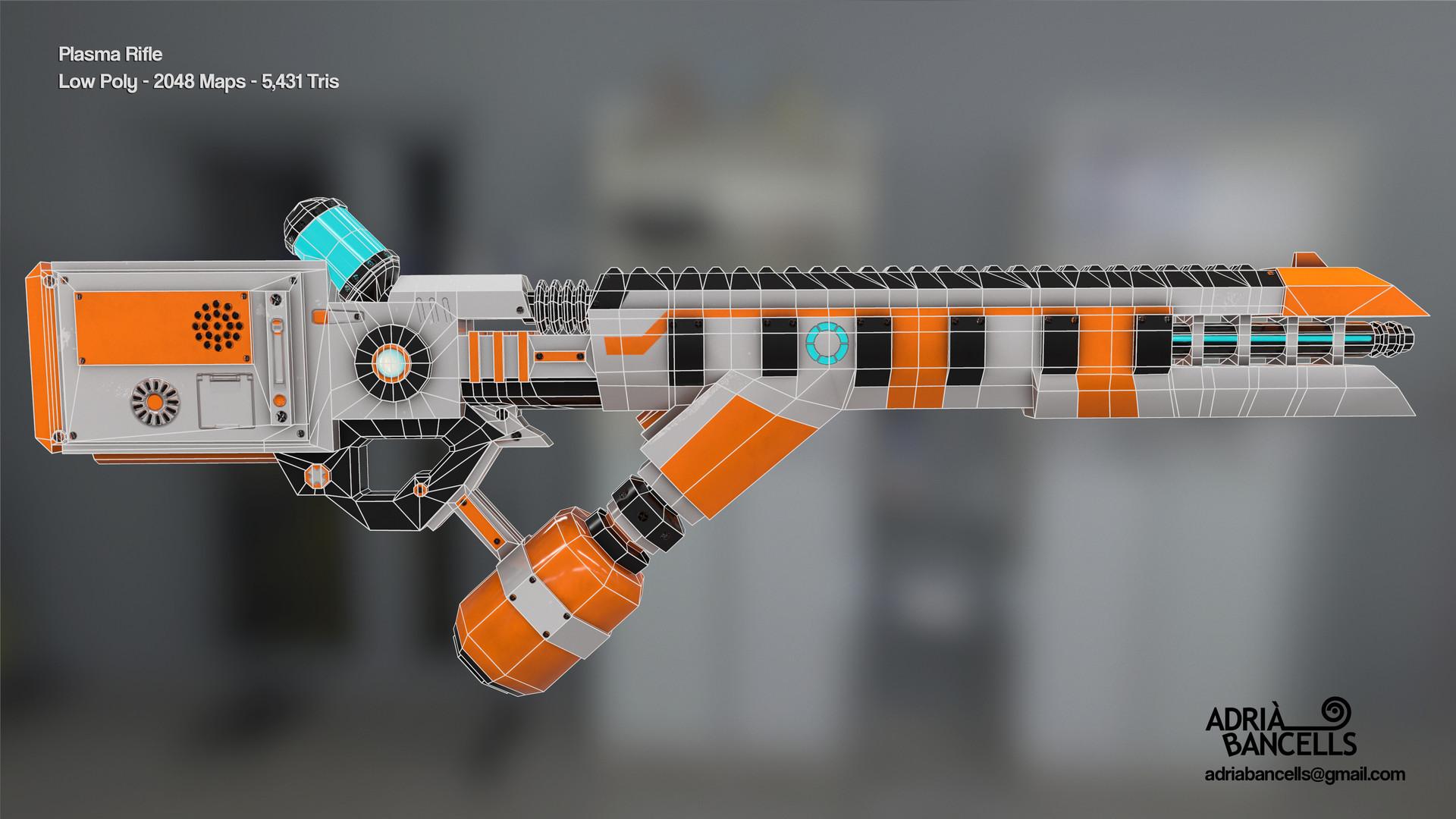 Adria bancells plasma rifle3