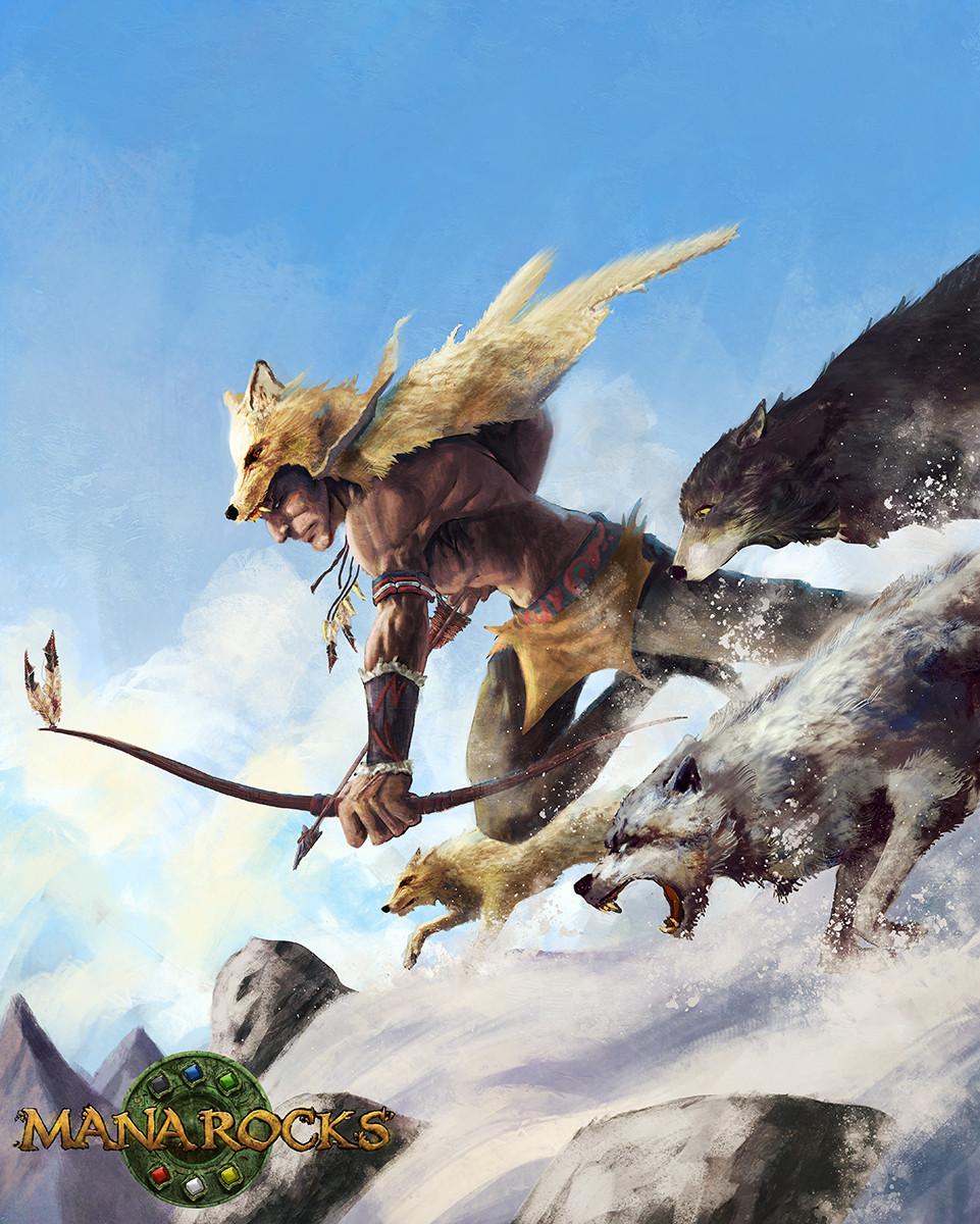 Wolf Trainer!