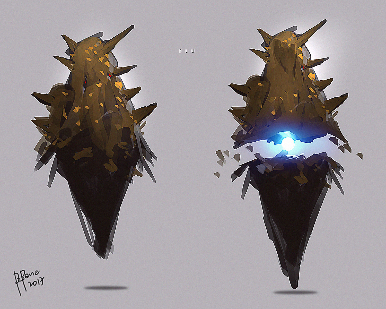 Benedick bana creature design plu final lores