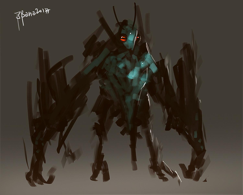 Benedick bana insectoid2 final lores