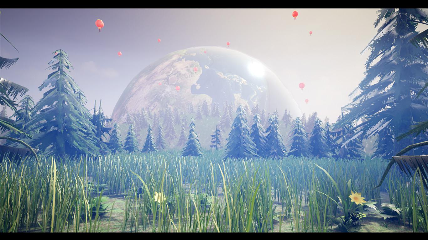 Facing Planet