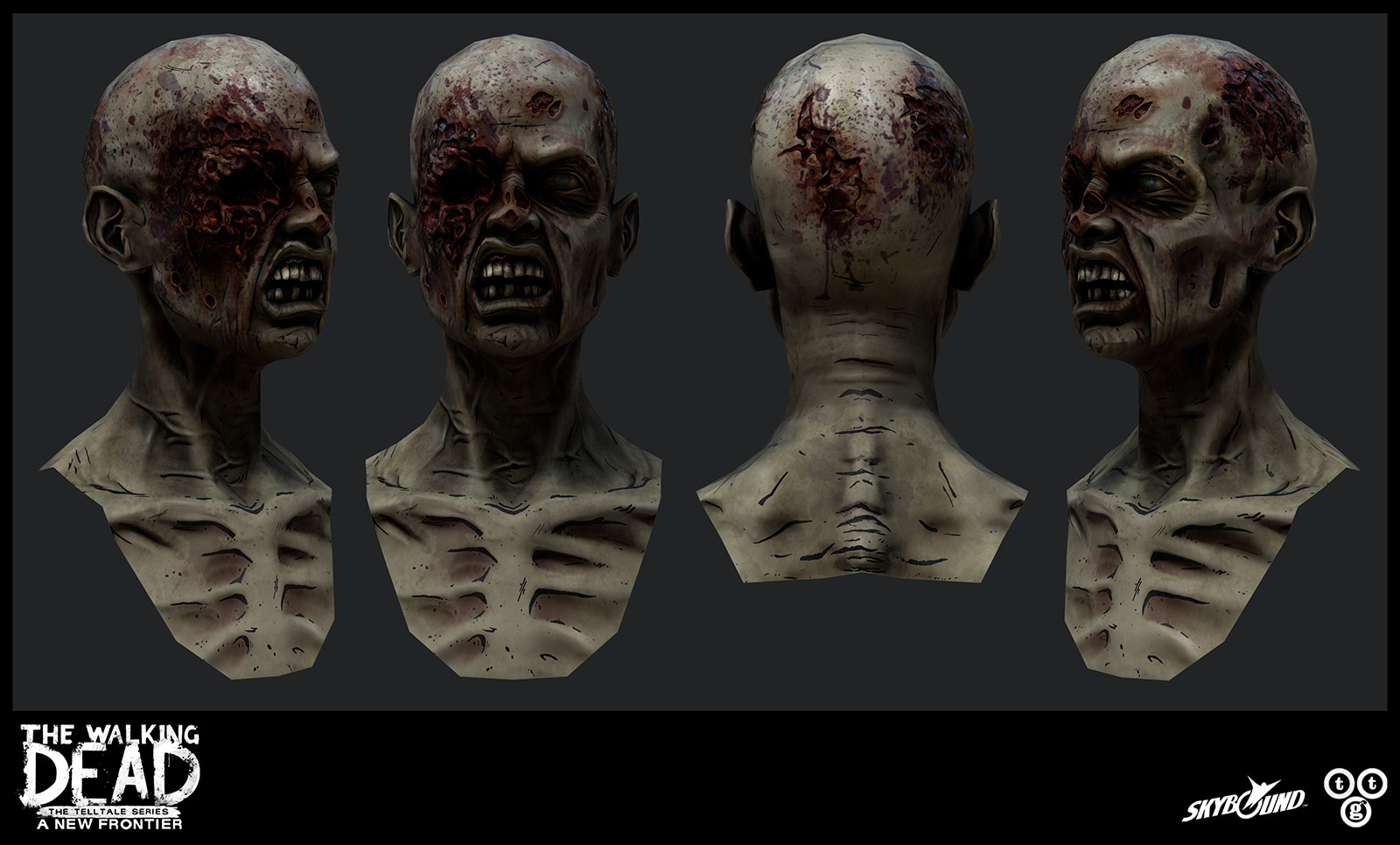 Jay susuico jsusuico wd3 zombiehead2render