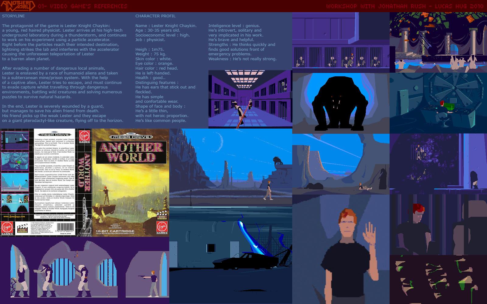 Lucas hug 01 videogamesreferences
