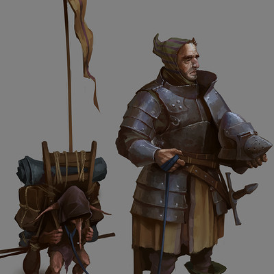 Pedro kruger garcia mercenary