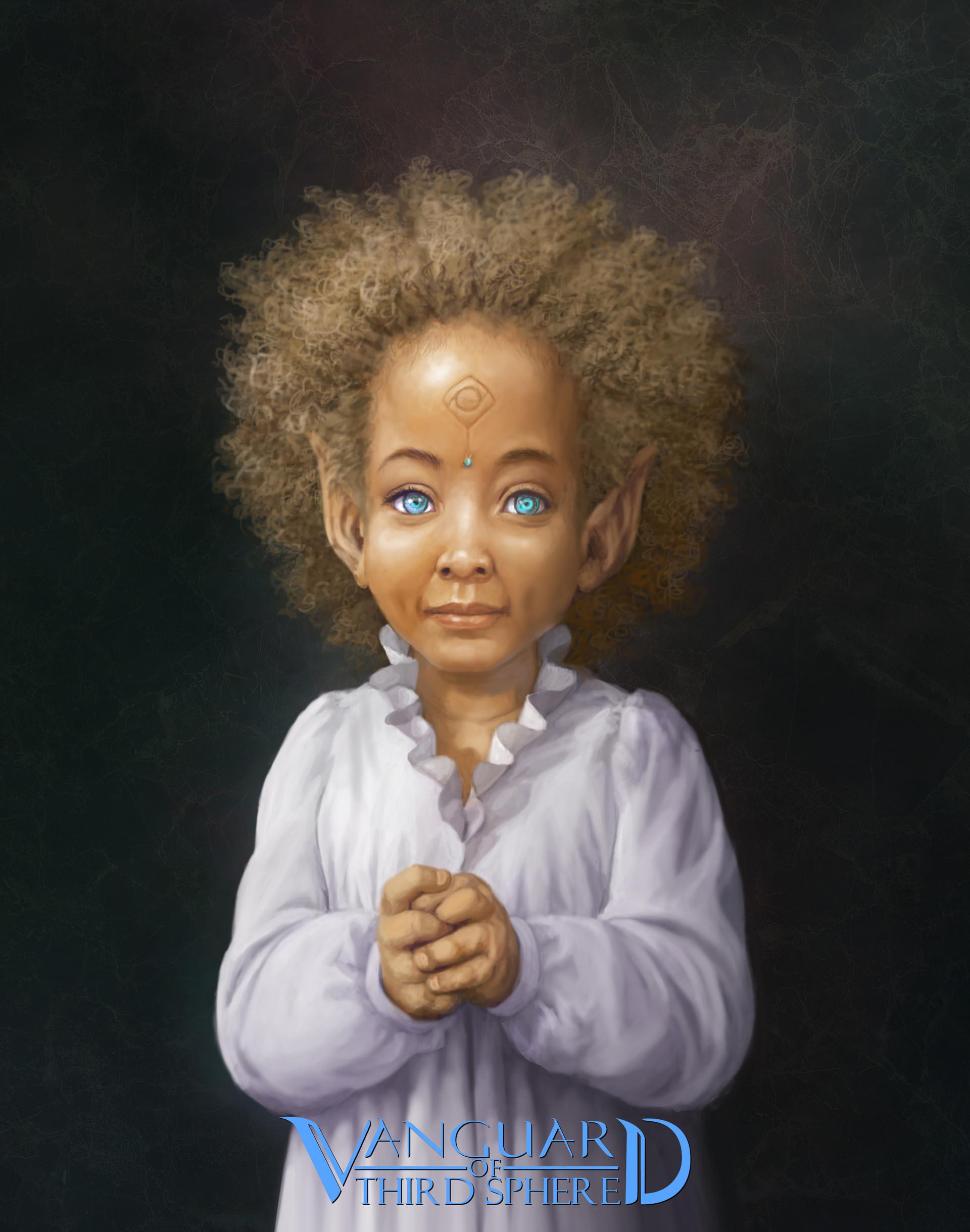 Eddie smith leahnora portrait