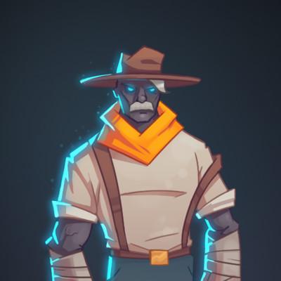 Arvydas brazdeikis cowboy1