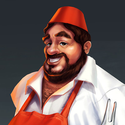 Combo 21 team chef