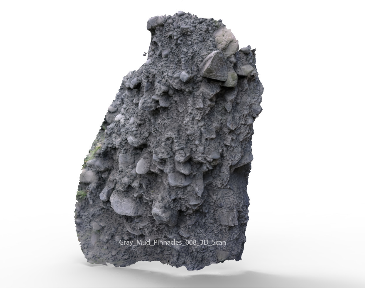 Anton tenitsky gray mud pinnacles 008 3d scan
