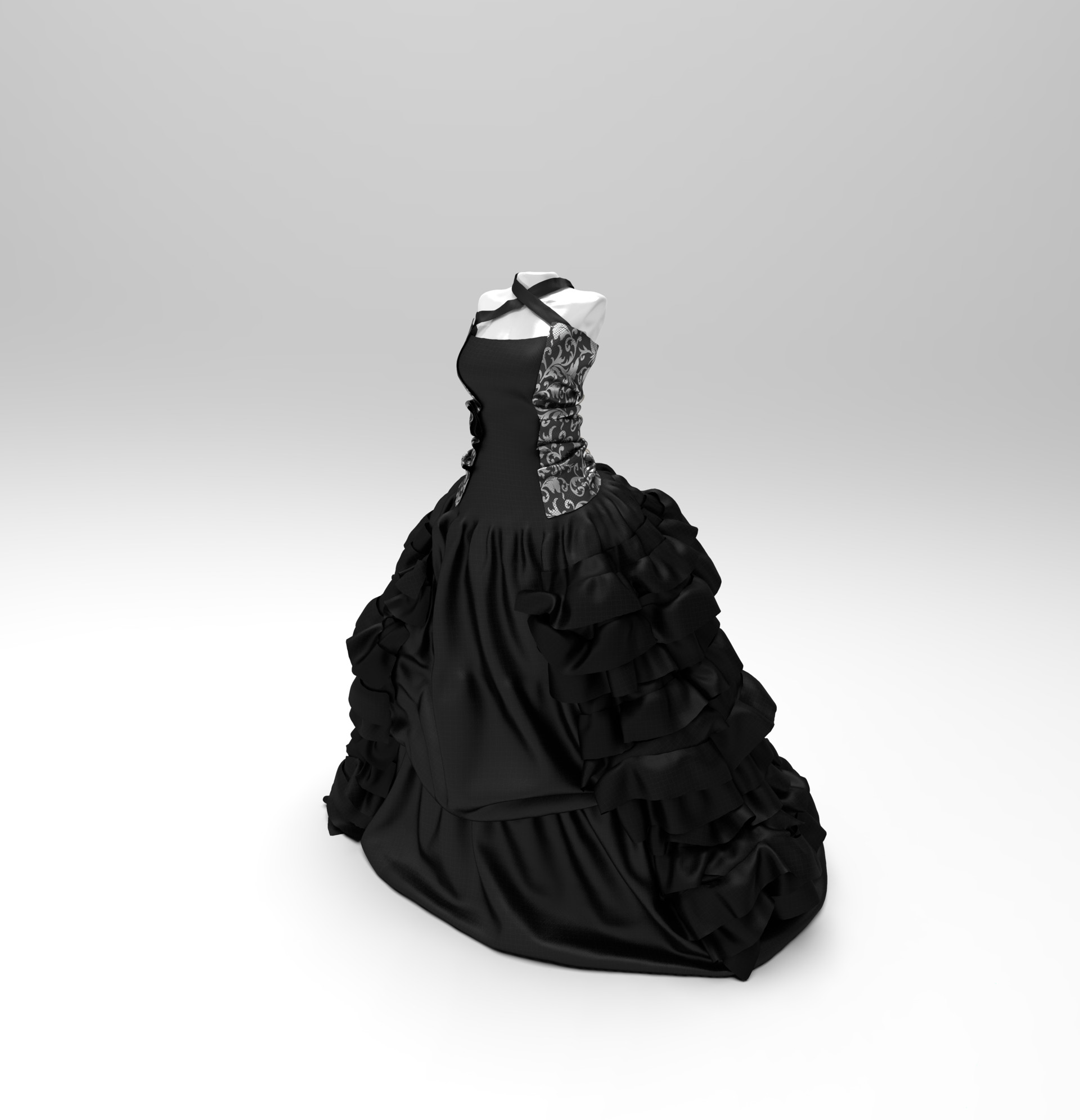 Yasuka taira dress persp