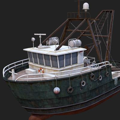 Robert kist trawler 01
