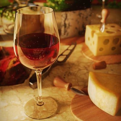 Ewa wierbik cheese wine