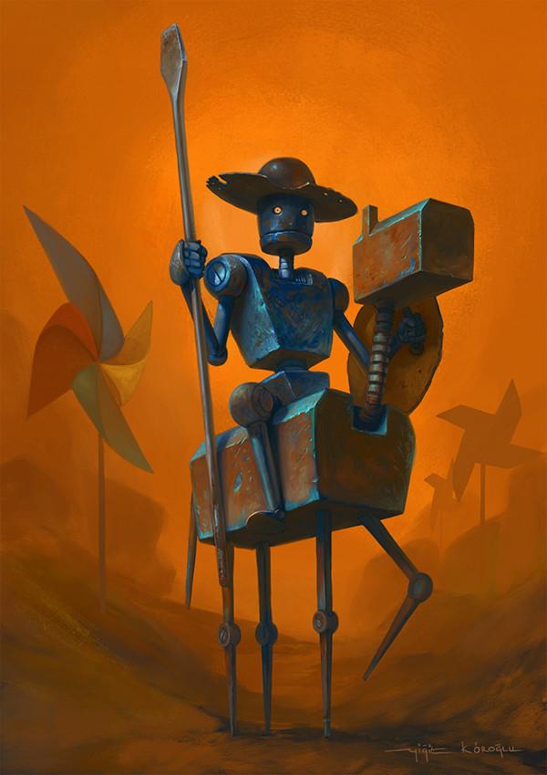 Don Quixotrics