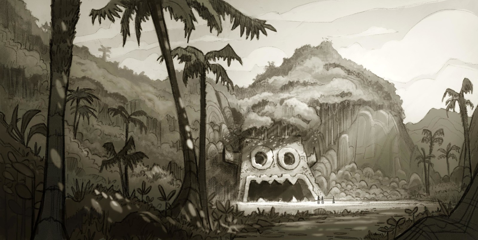 Jungle Sketches