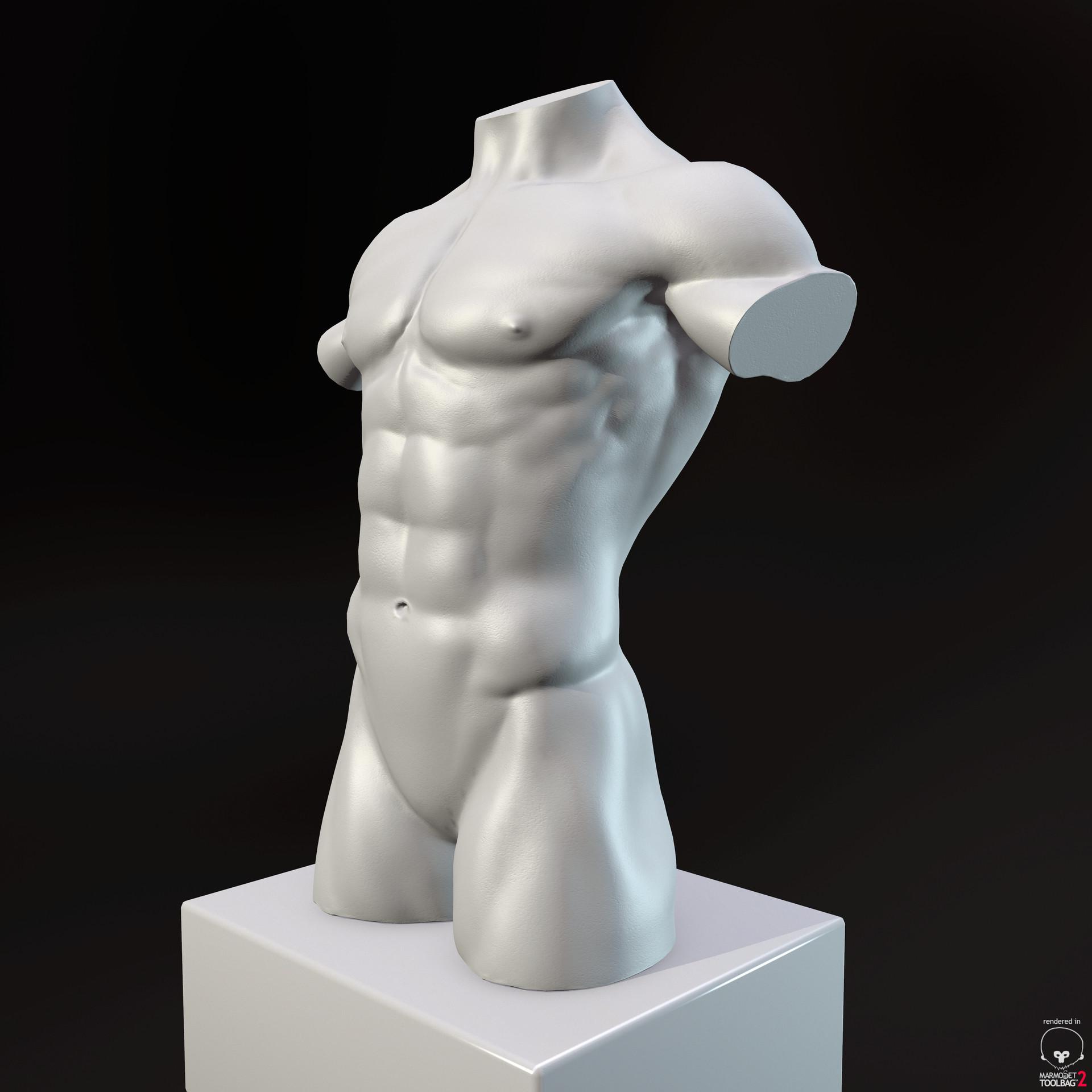 Marc virgili torso 04