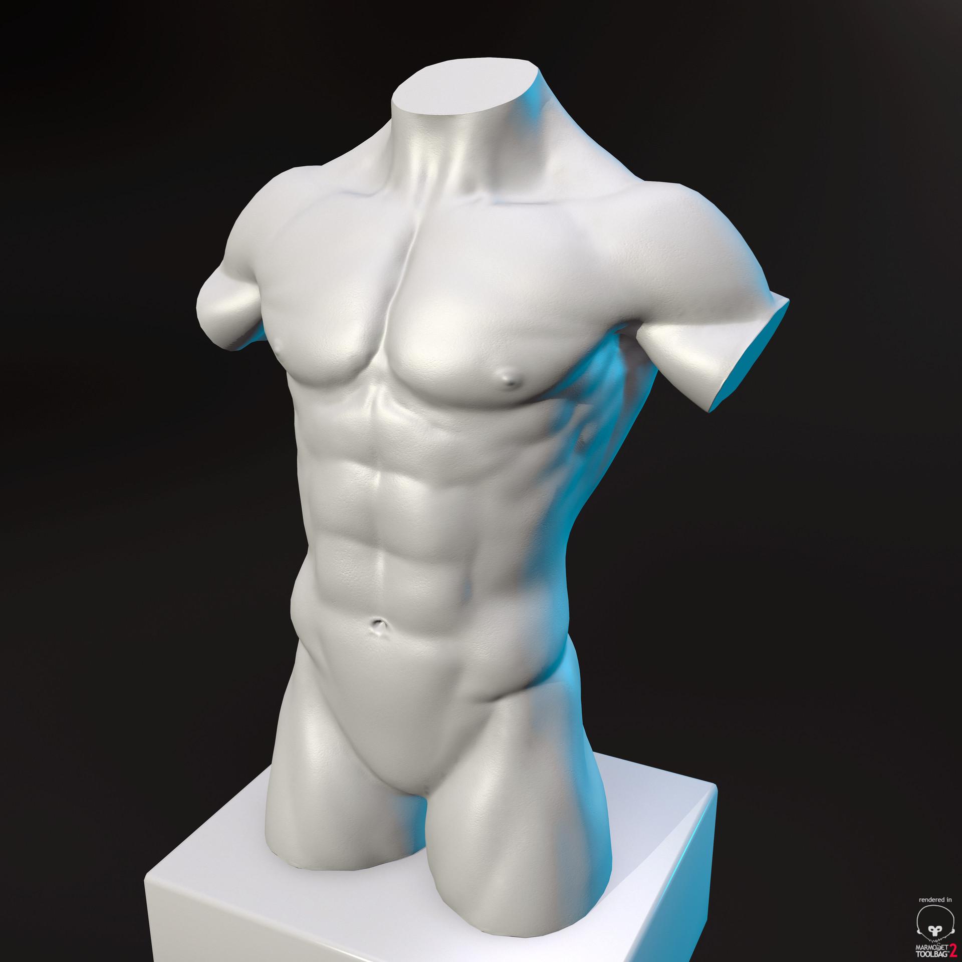 Marc virgili torso 01