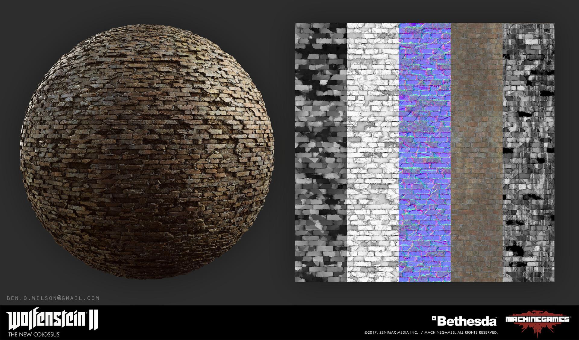Ben wilson mat brick 01