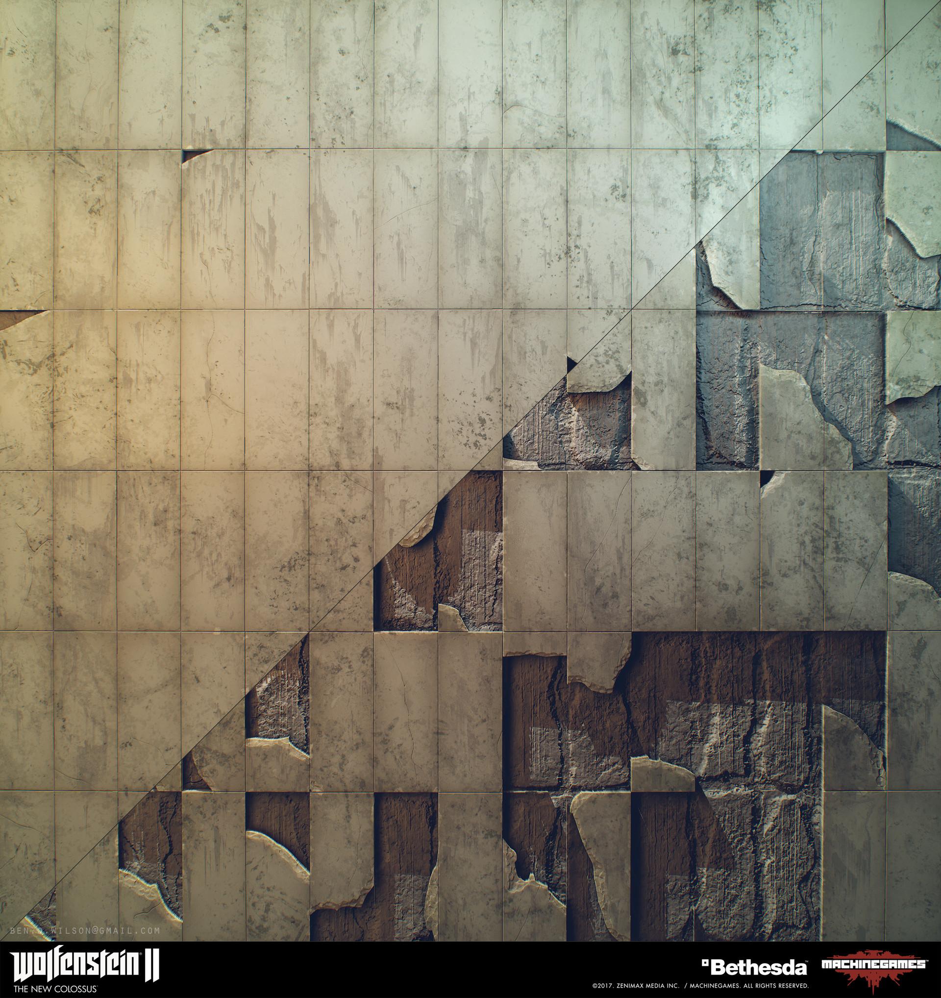 Ben wilson render tile 01