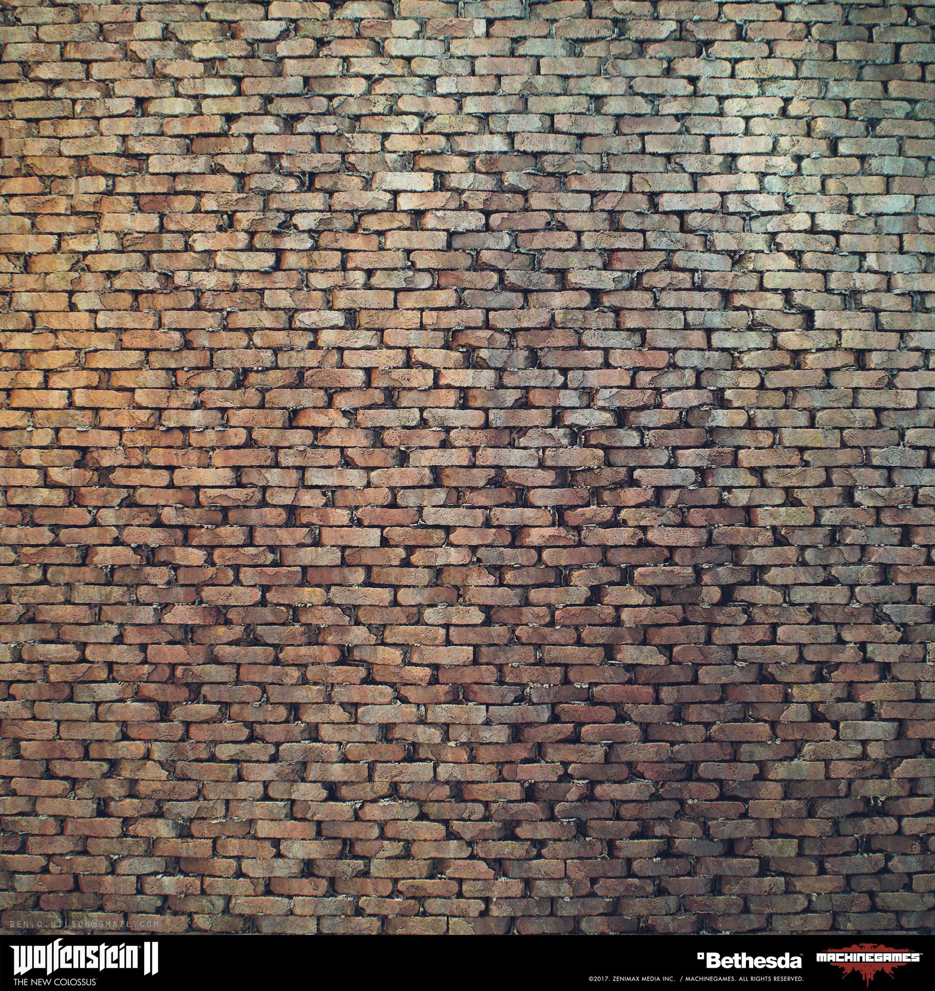 Ben wilson render brick 02