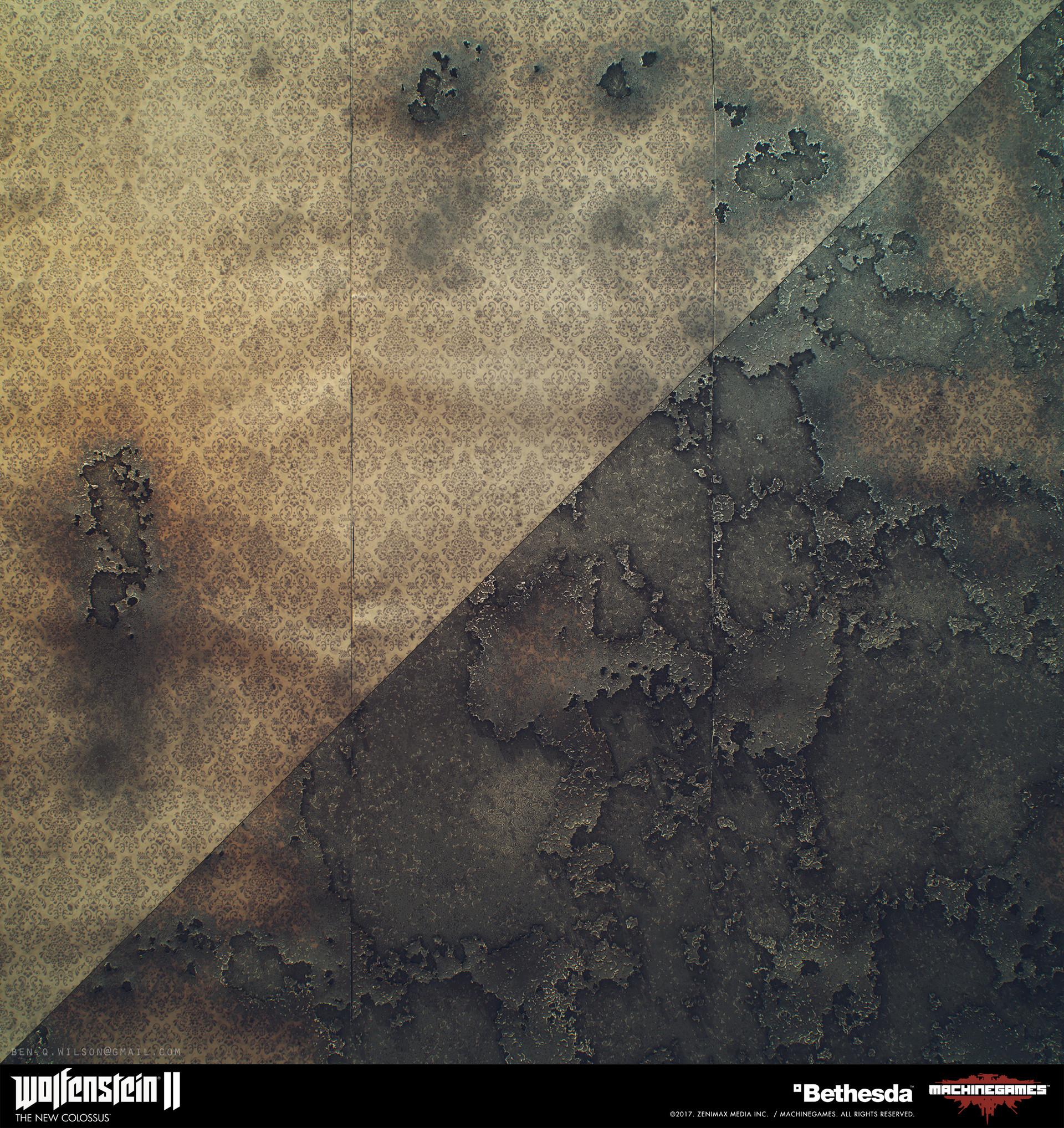 Ben wilson render wallpaper 01