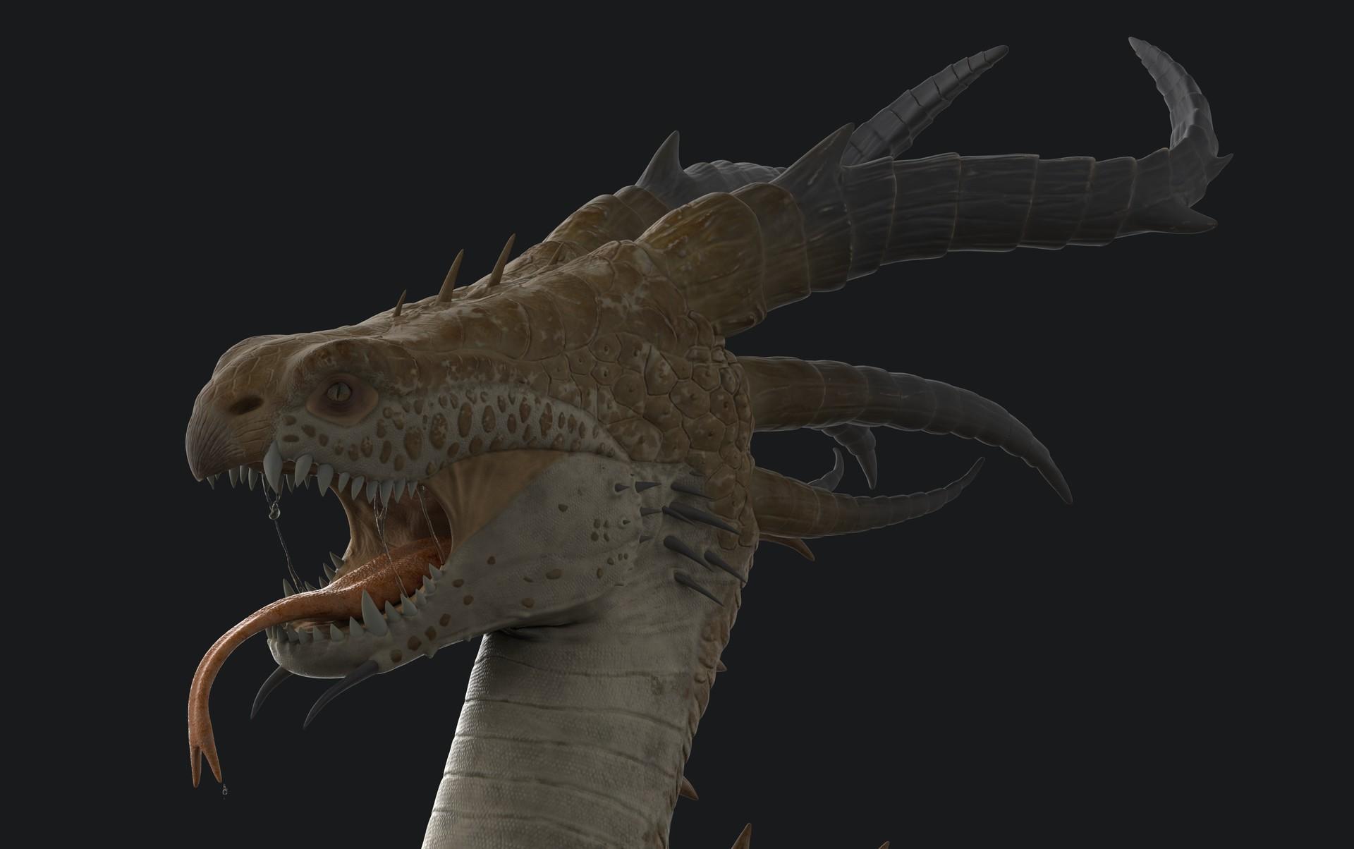 Miquel purra dragon 9
